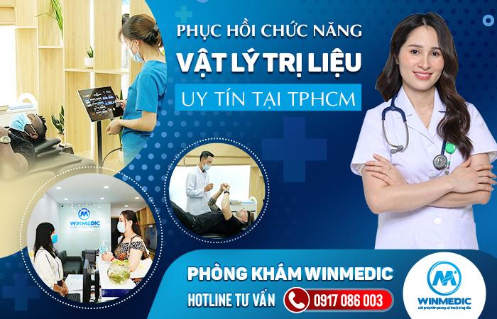 Điều trị vật lý trị liệu tại WinMedic