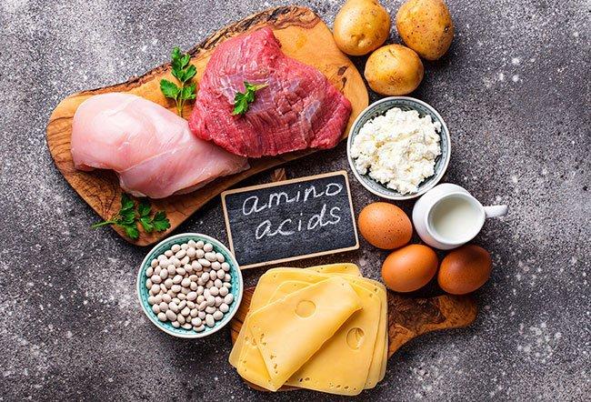 Liệt dây thần kinh số 7 tránh ăn thực phẩm nhiều axit amin