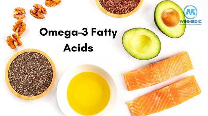 Thoát vị đĩa đệm nên ăn acid omega 3