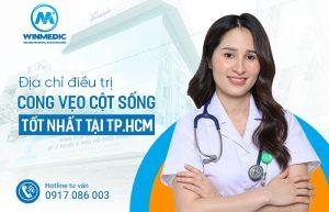 Điều trị cong vẹo cột sống tại TPHCM