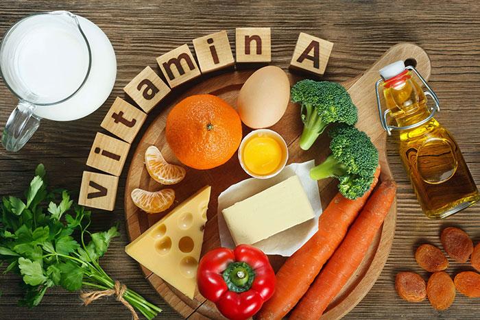 Đau vai gáy nên ăn vitamin