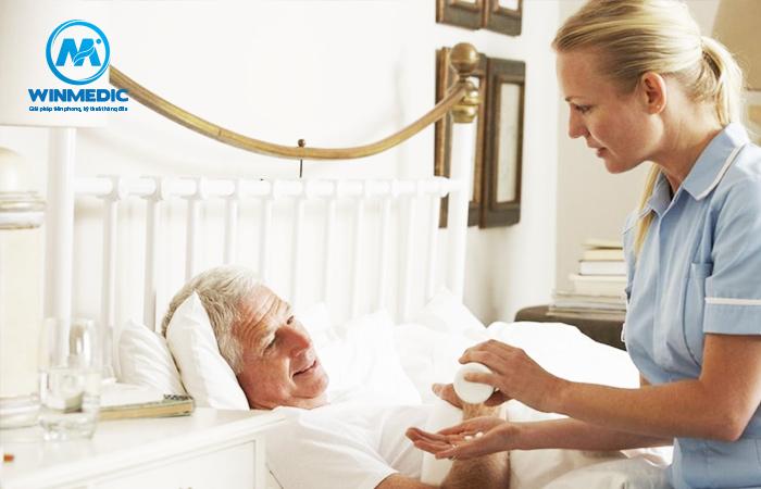 Chăm sóc giảm đau tại nhà