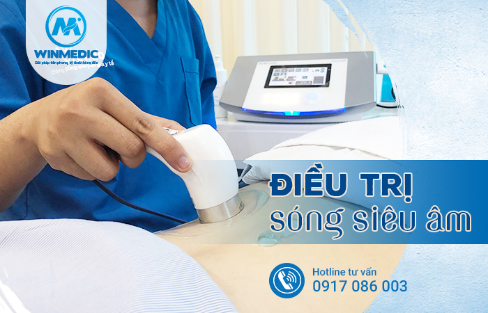 Điều trị sóng siêu âm
