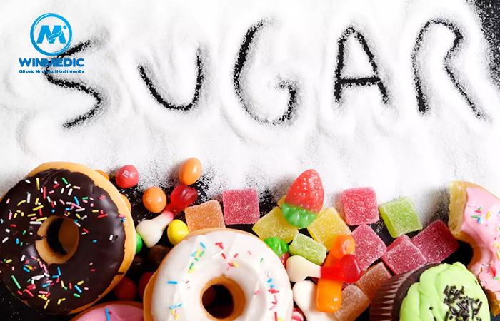 Thoái hóa khớp gối kiêng ăn nhiều đường
