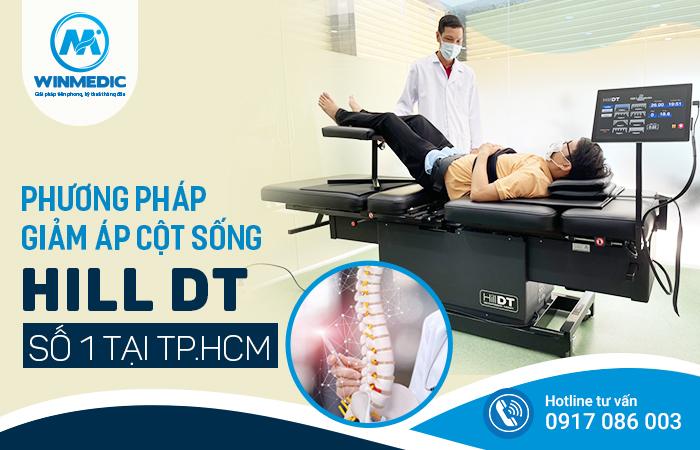 Giảm áp cột sống HIll DT số 1 tại TP.HCM