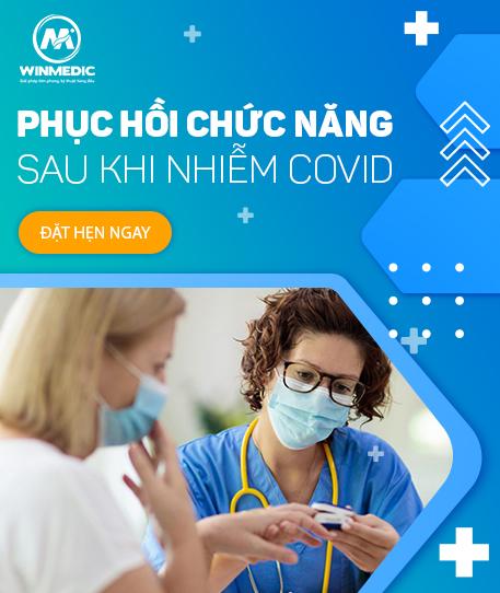 Phục hồi chức năng phổi cho bệnh nhân covid tại winmedic