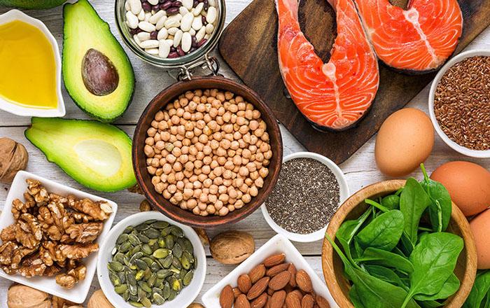 Hạn chế thực phẩm omega 6
