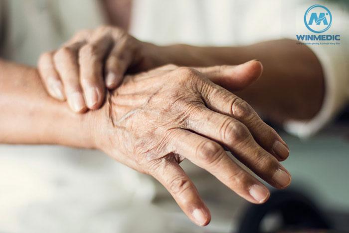 Triệu chứng bệnh Parkinson