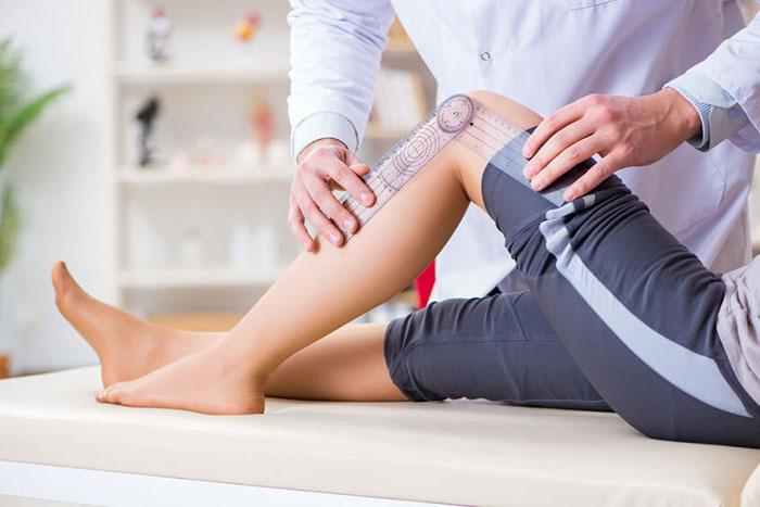 Vật lý trị liệu viêm khớp gối